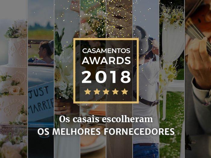 Casamentos Awards 2018 - São Paulo 1