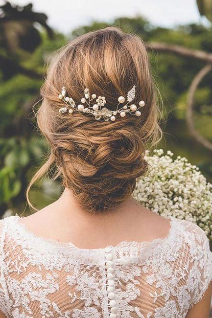 Noiva Musa: o penteado 2