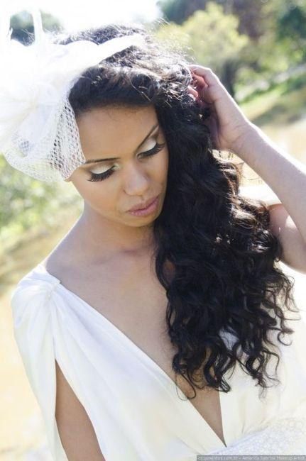 Noiva Musa: o penteado 3