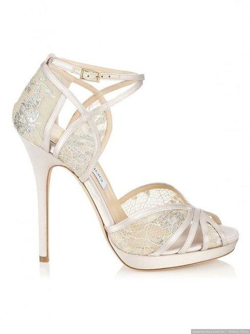 🥠 Que sapato tem mais a ver com você? 1