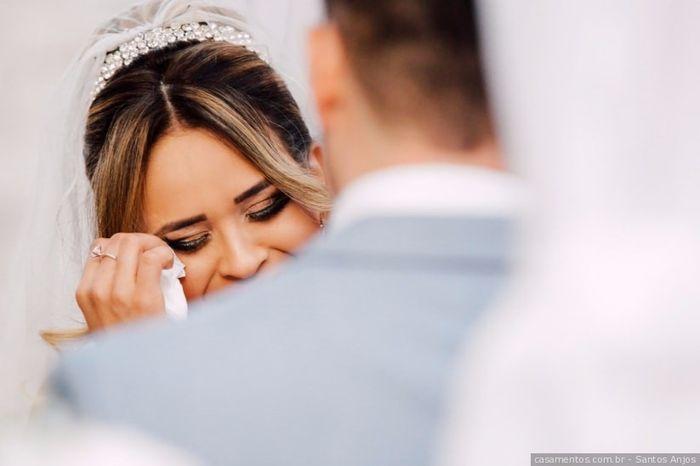 Quem se emocionará mais no casamento? 1
