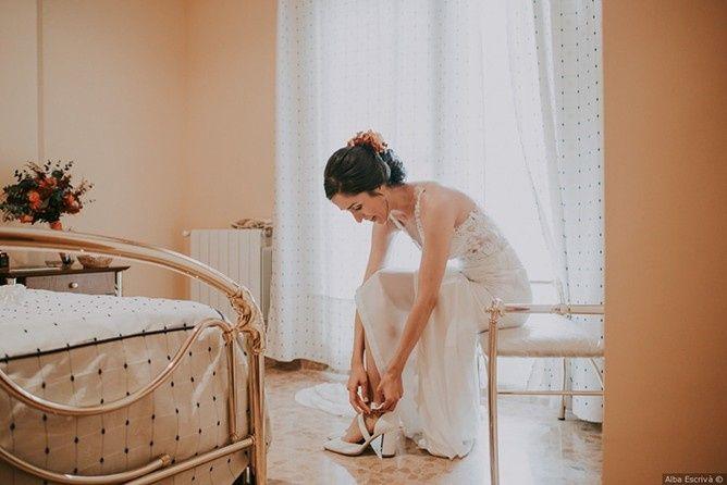 Algo antigo para o seu look de noiva: Sim ou não? 1