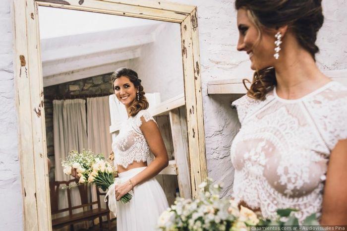 Trocar de vestido de noiva: Sim ou não? 1