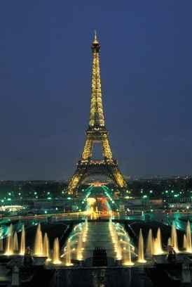 Torre Eiffel – França