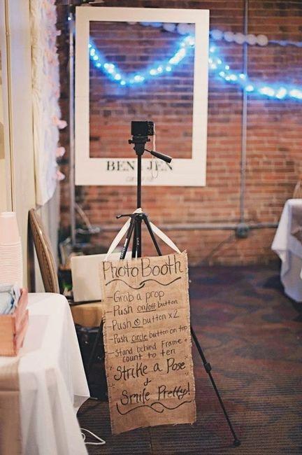 Photo Booth feito por você!