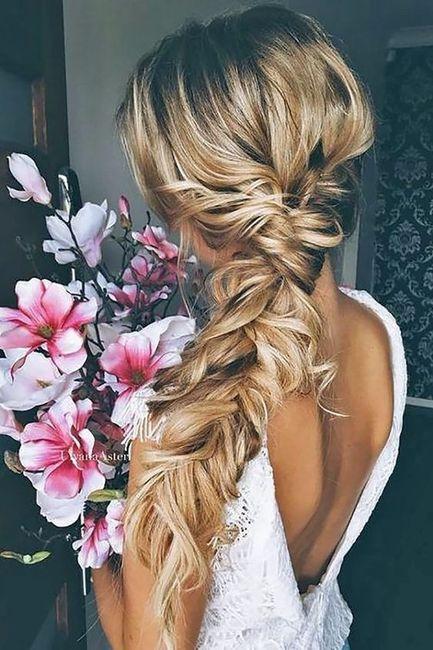 5 Penteados Para Noivas Com Cabelo Longo