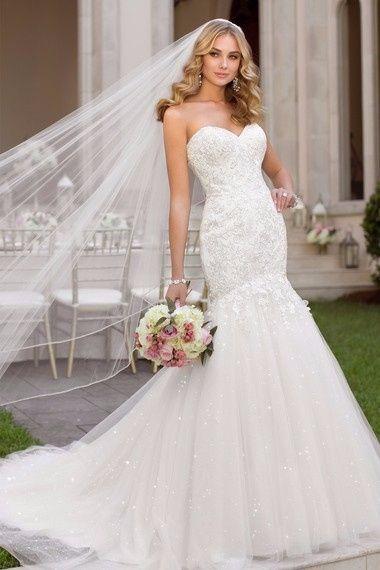 Que vestido de noiva combina contigo? 3