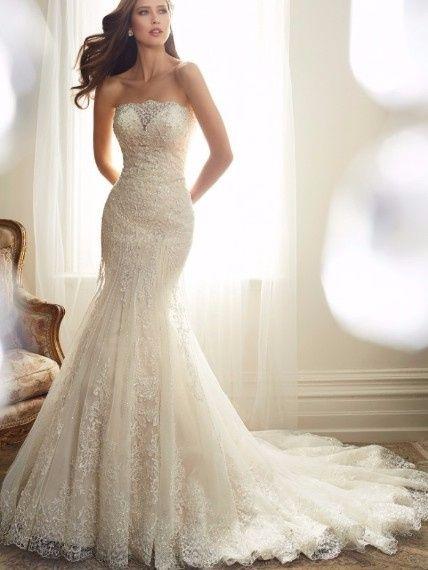 Que vestido de noiva combina contigo? 2