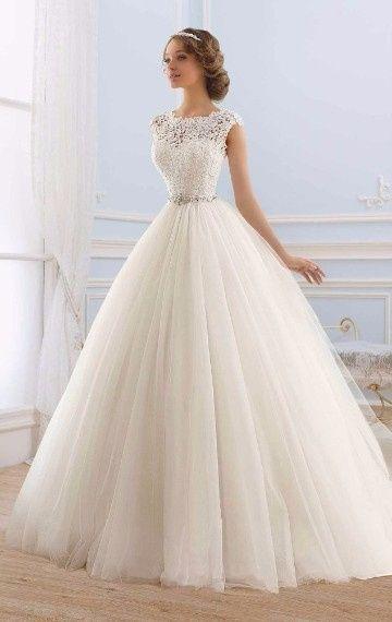 Que vestido de noiva combina contigo? 4