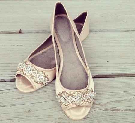 Sapato de festa 2 - Boho