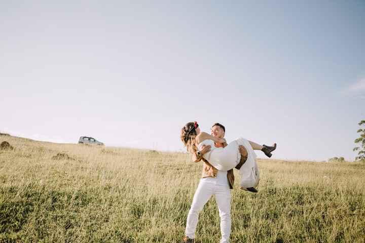Pré Wedding com fotos espontâneas - 2