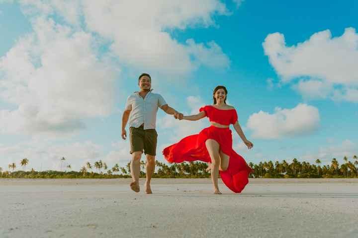 Pré Wedding com fotos espontâneas - 5