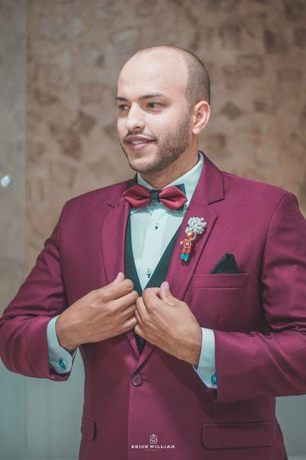 Casamentos reais 2018: o traje do noivo 4