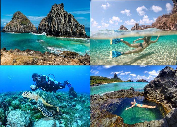Lugares paradisíacos para lua de mel no Brasil! 1
