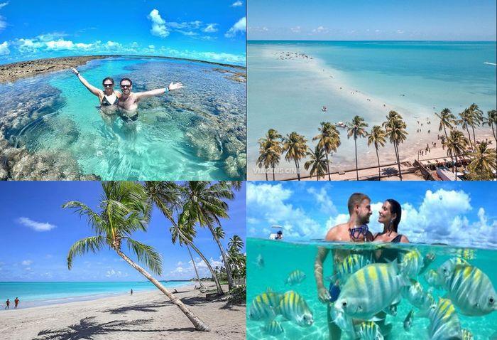 Lugares paradisíacos para lua de mel no Brasil! 2