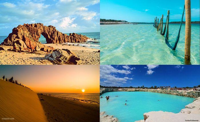 Lugares paradisíacos para lua de mel no Brasil! 3