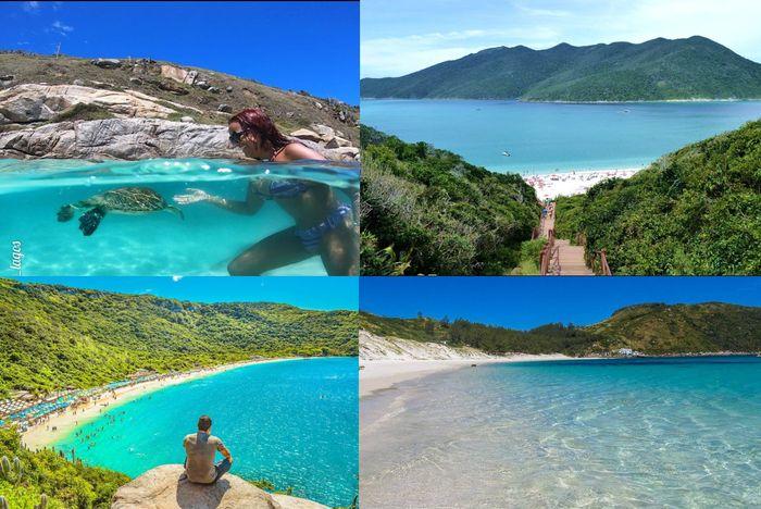 Lugares paradisíacos para lua de mel no Brasil! 5