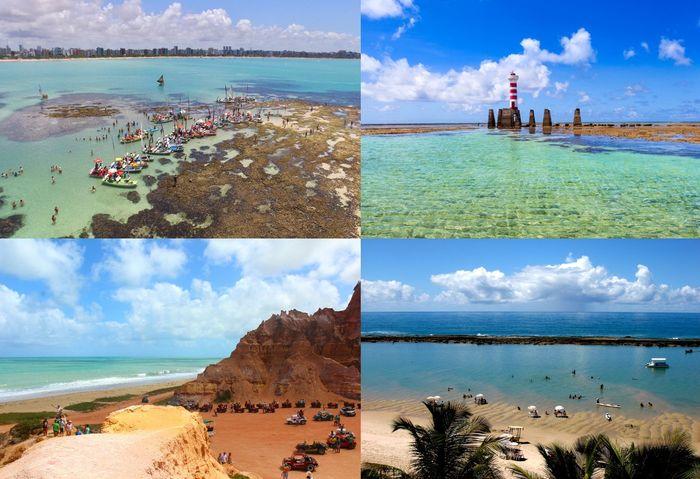 Lugares paradisíacos para lua de mel no Brasil! 6