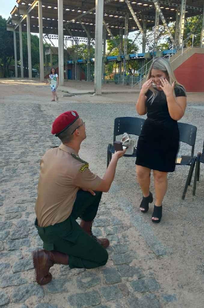 Meu pedido de casamento!!! Depois de 10 anos de namoro - 1