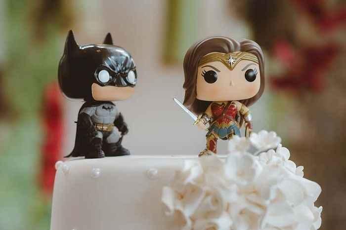 AMAR É… Fale sobre o seu topo de bolo! - 1