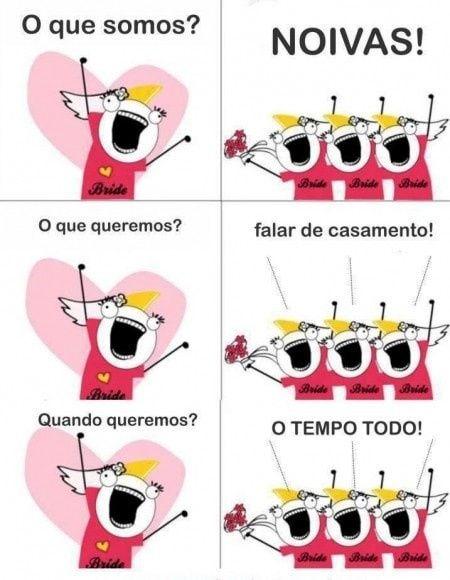 Noivas de Brasília, vamos interagirrrr!! 1
