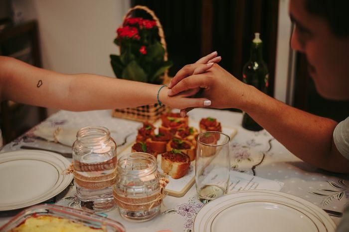 Pré wedding em casa 9