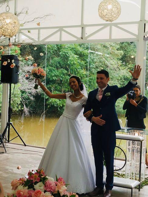 Casei!!! e que experiência ❤️ 3