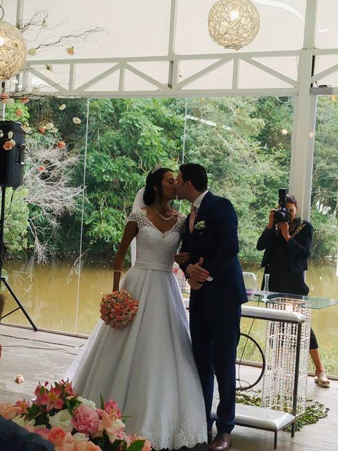 Casei!!! e que experiência ❤️ 4