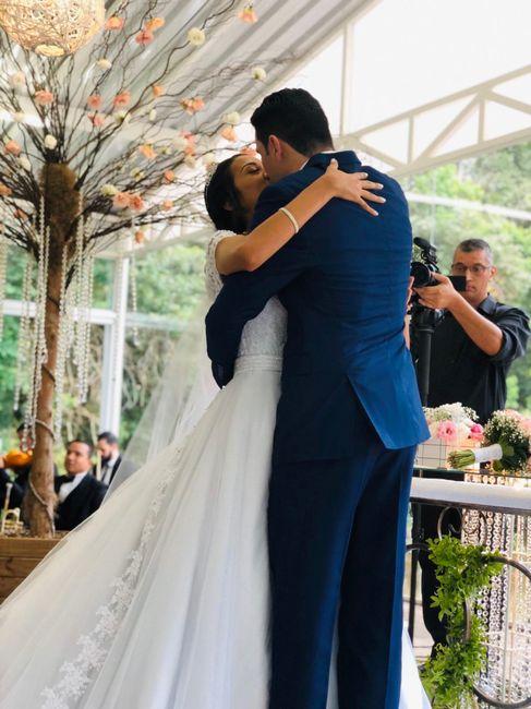 Casei!!! e que experiência ❤️ 7