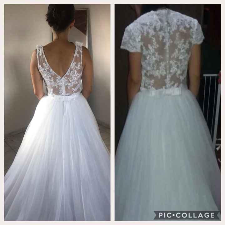 Meu vestido 💗 - 1