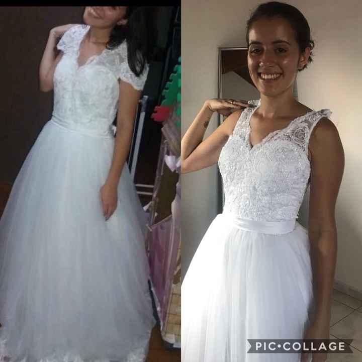 Meu vestido 💗 - 2