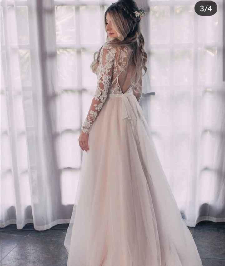 Vestido dos sonhos 😍😍 - 2