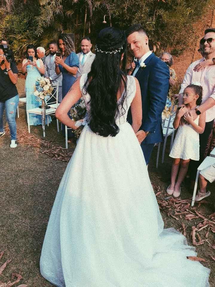 Casamos! 🤍💍 - 2