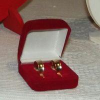 Nossa aliança de noivado e casamento! - 1