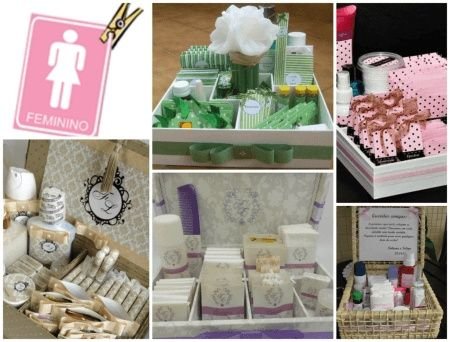 Kit Toalete Casamento Como Fazer O Que Colocar