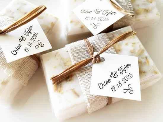 Qual destas opções de lembrancinhas aromáticas escolheria para o seu casamento? - 5