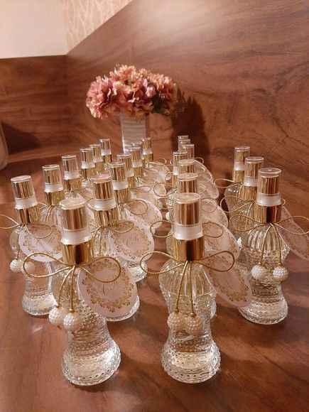 Qual destas opções de lembrancinhas aromáticas escolheria para o seu casamento? - 6