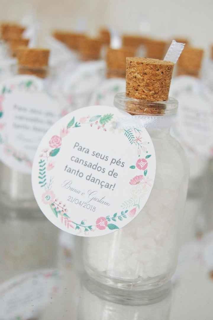 Qual destas opções de lembrancinhas aromáticas escolheria para o seu casamento? - 9