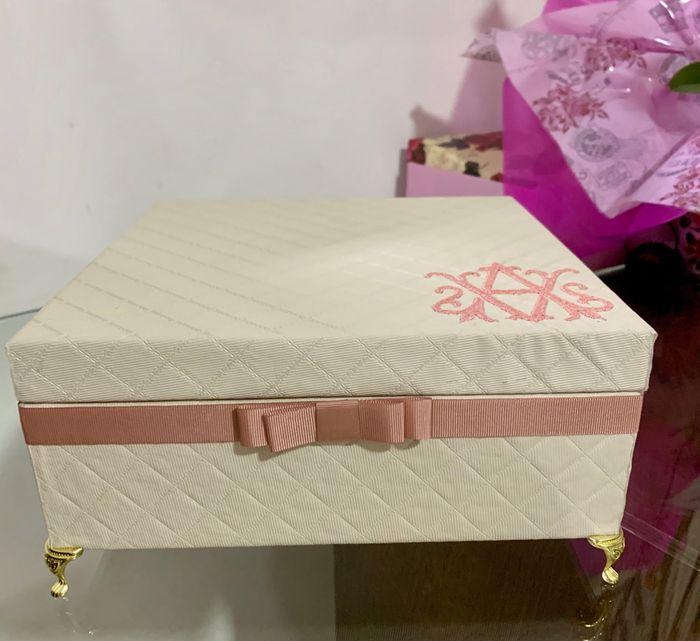 minhas caixas de padrinhos ❤️ 2