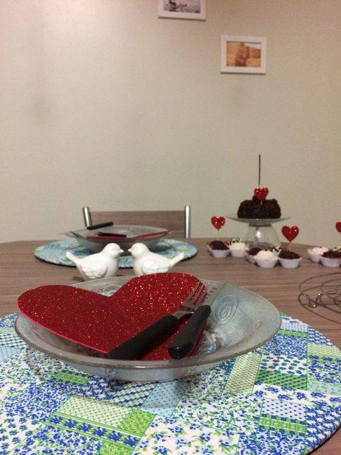 Vida de Casada: Surpresa de aniversário p/ ele 2