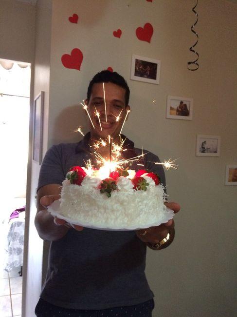 Vida de Casada: Surpresa de aniversário p/ ele 6