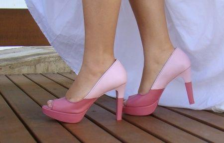 6aea671af Escolhi meu sapato!! lapupa - pintados à mão