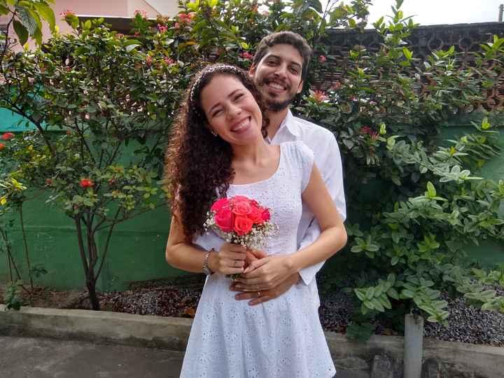 Covid-19 e meu casamento 2