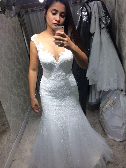 Prova do vestido 3