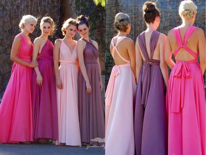 4fb4a9db312179 Infinity Dress / vestido versátil