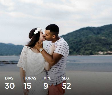 Contador de dias entre datas online dating