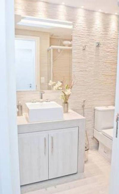Banheiros pequenos de apartamentos for Fotos de apartamentos bonitos
