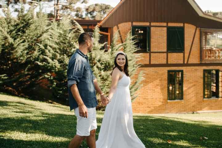Pré wedding 8 dias ❤️ - 2