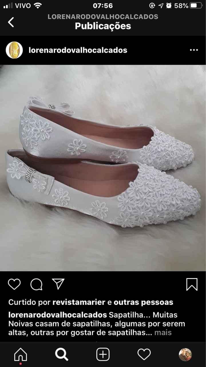 Heeelp: casar de sapatilha! - 1