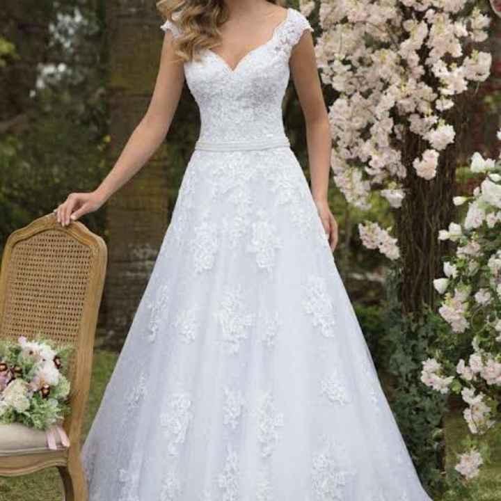 Vestido da noiva - 1